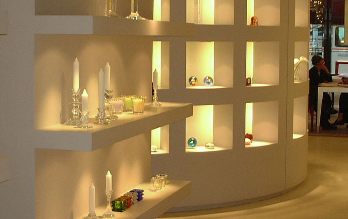Baccarat Crystal Showroom & Store